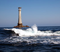 Bishop Rock Lighthouse, Scilly.