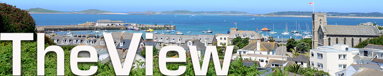 The View holiday accommodation, Isles of Scilly